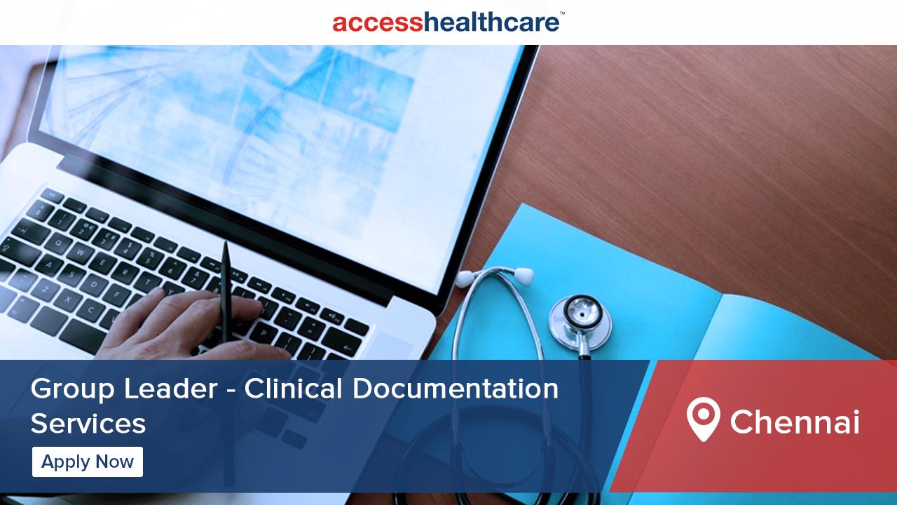 Group-Leader-Clinical-Documentation-Services-Chennai