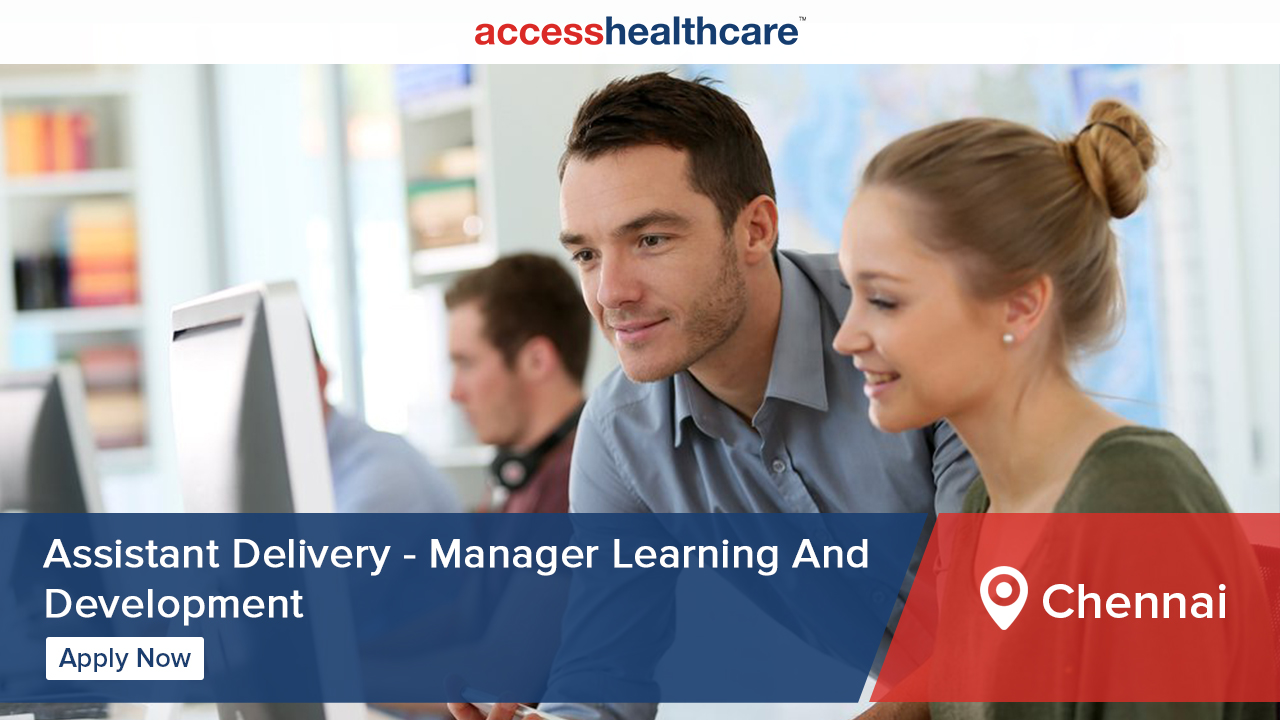 Assistant-Delivery-Manager-Learning-And-Development-Chennai