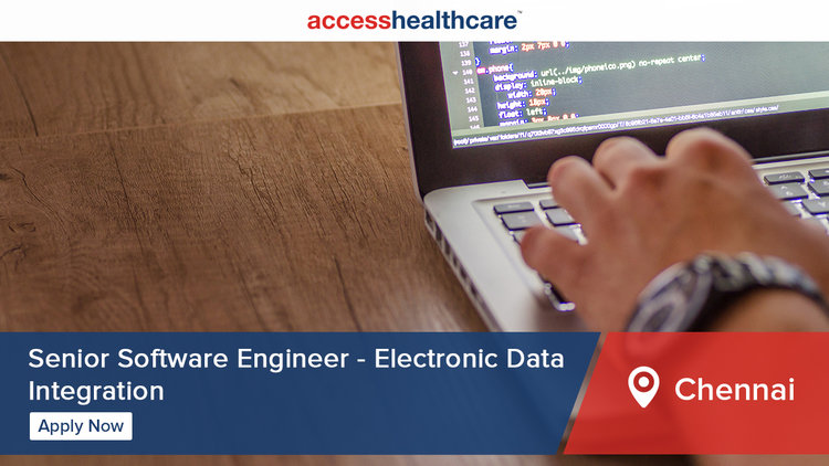 Senior Software Engineer - Electronic Data Integration — Access