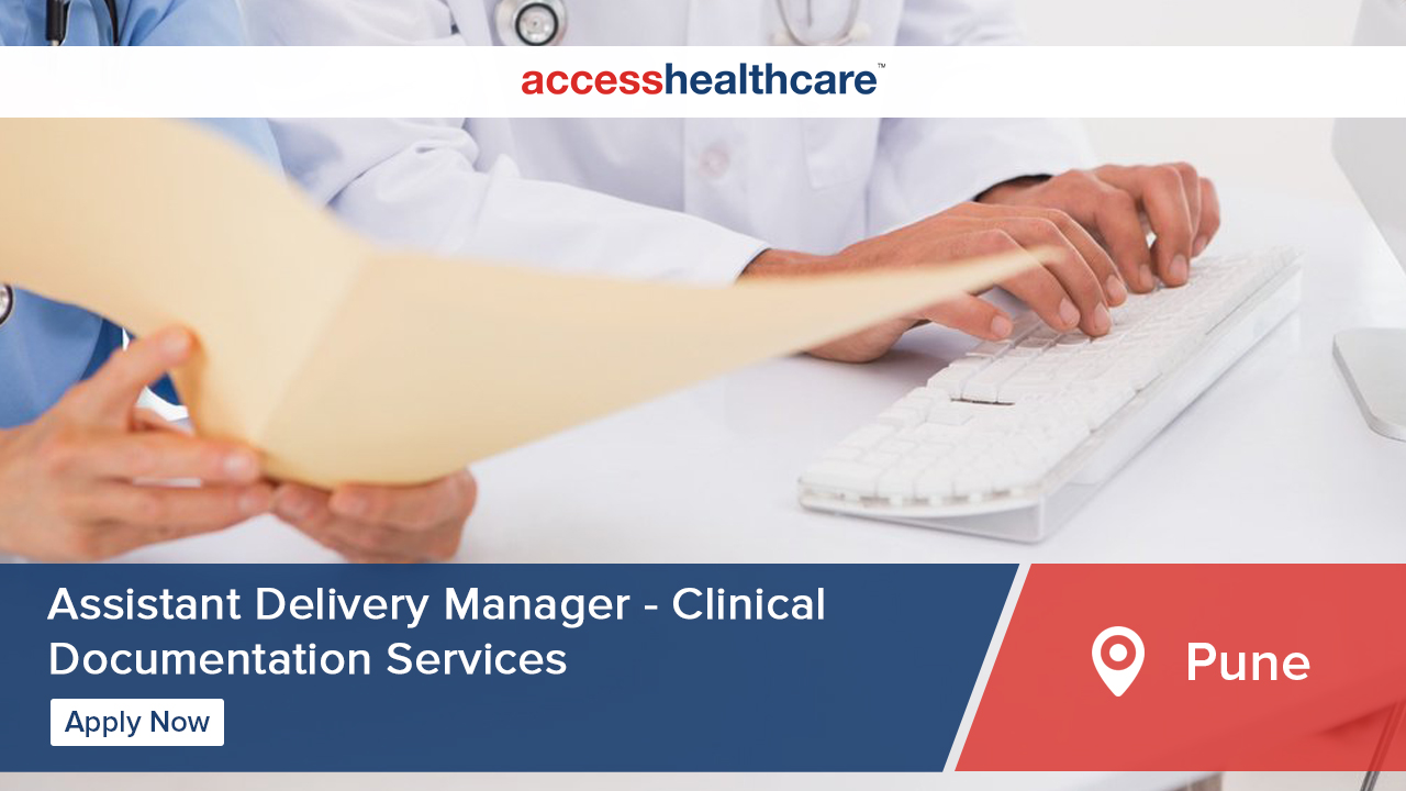 Assistant-Delivery-Manager-Clinical-Documentation-Services-pune