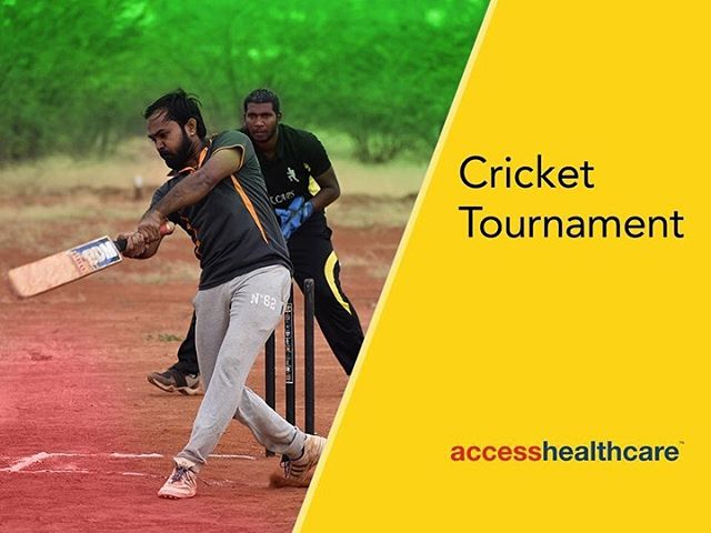The entire nation is busy with IPL, while our cricketers from Coimbatore took part in the League of Legends - Cricket Tournament where every player gave a tough competition to other teams. Check out the photos from the tournament.  AccessHealthcare #BestWorkplace #FunAtWork #WorkIsFun #CricketTournament #IPL