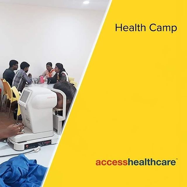 Health is your most important asset, and we at Access Healthcare are keen to ensure that our employees lead a healthy and happy life. Here are some glimpses from the health checkup camp conducted at our Coimbatore office. #accesshealthcare #healthyliving #employeehealthcamp #coimbatore