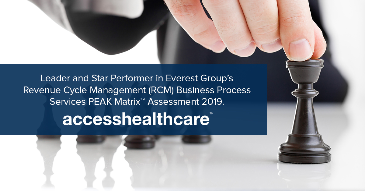 Access Healthcare Everest PEAK Matrix Recognition.jpg