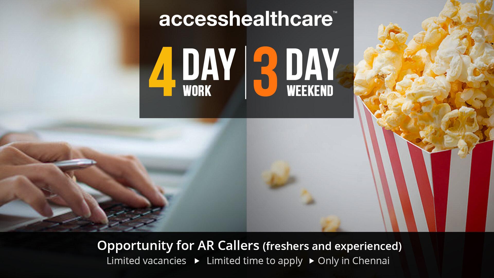 AR_Callers_4_Days_Work_Chennai