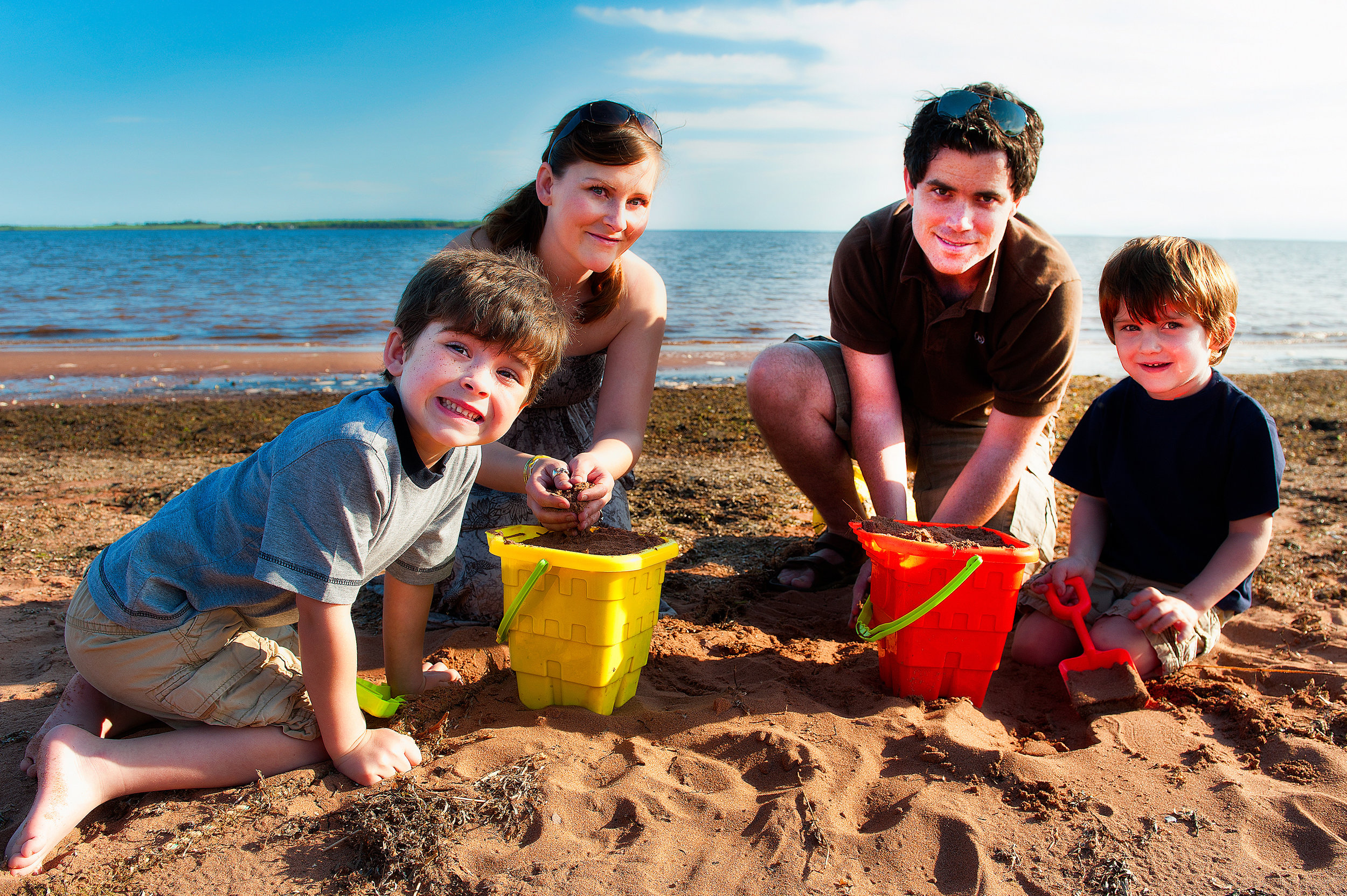 What is there to do with children in Summerside?