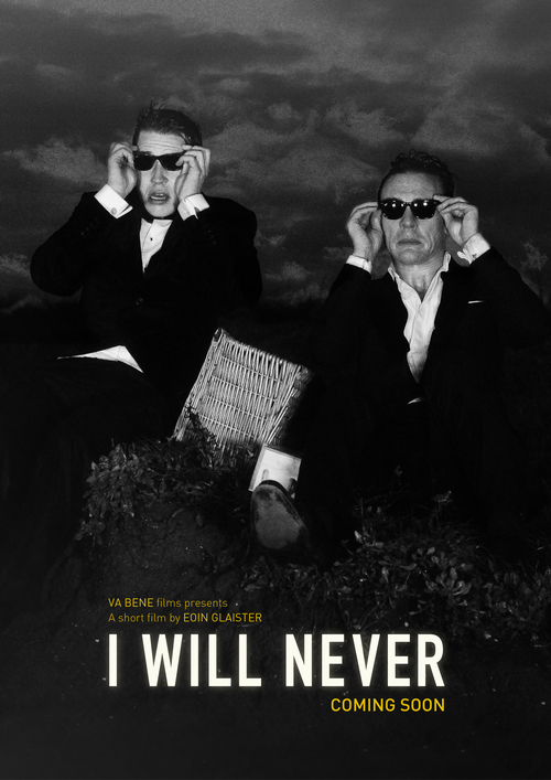 COMING SOON: Wardrobe & costume supervisor for 'I WILL NEVER' a film about two friends who get annihilated.