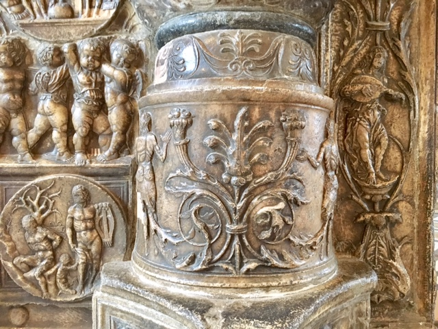 historic architecture | and amazing carvings