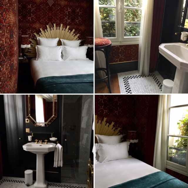 the stylish Hotel Providence | the surroundings where you are staying
