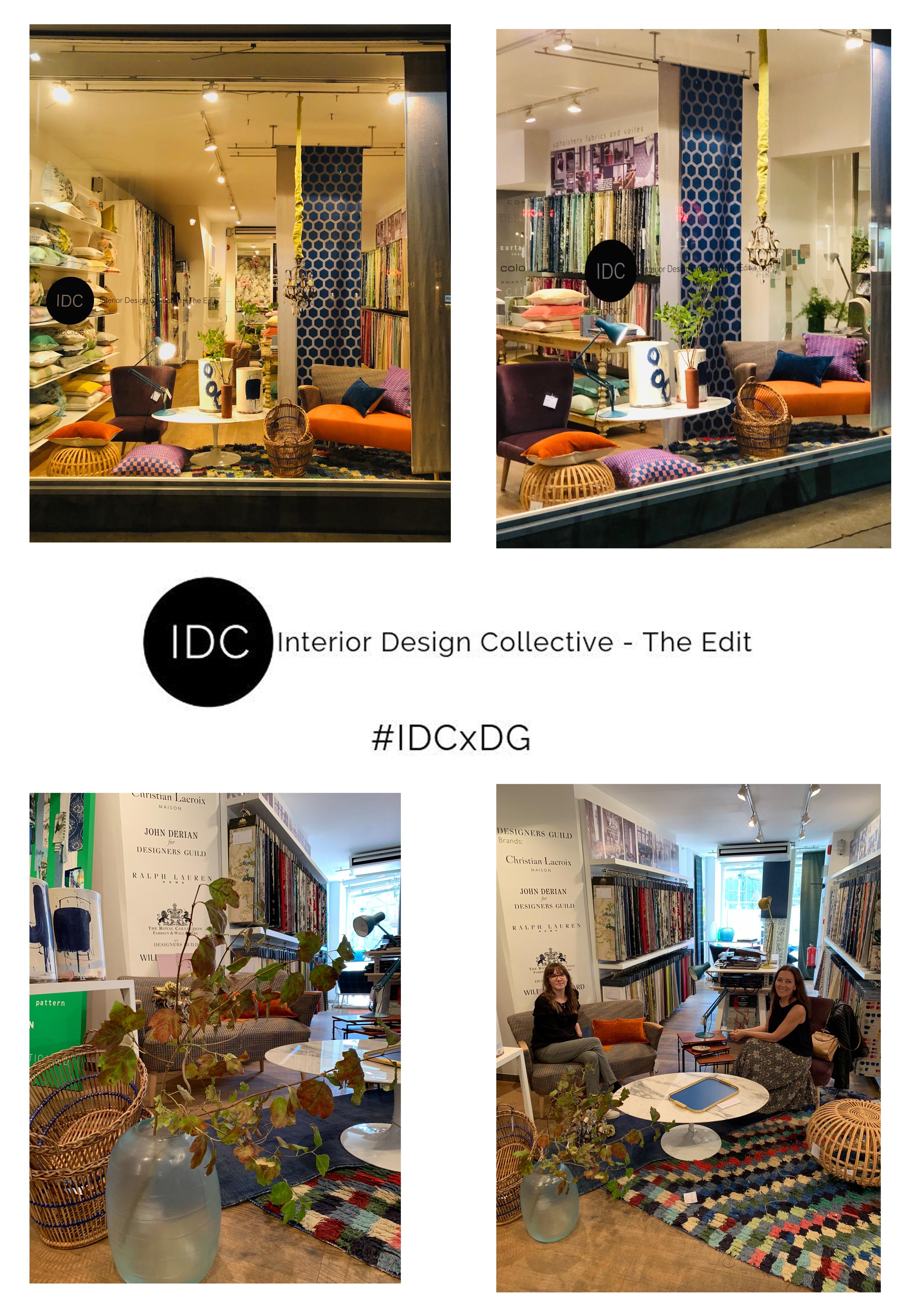 IDC x Designers Guild Edit