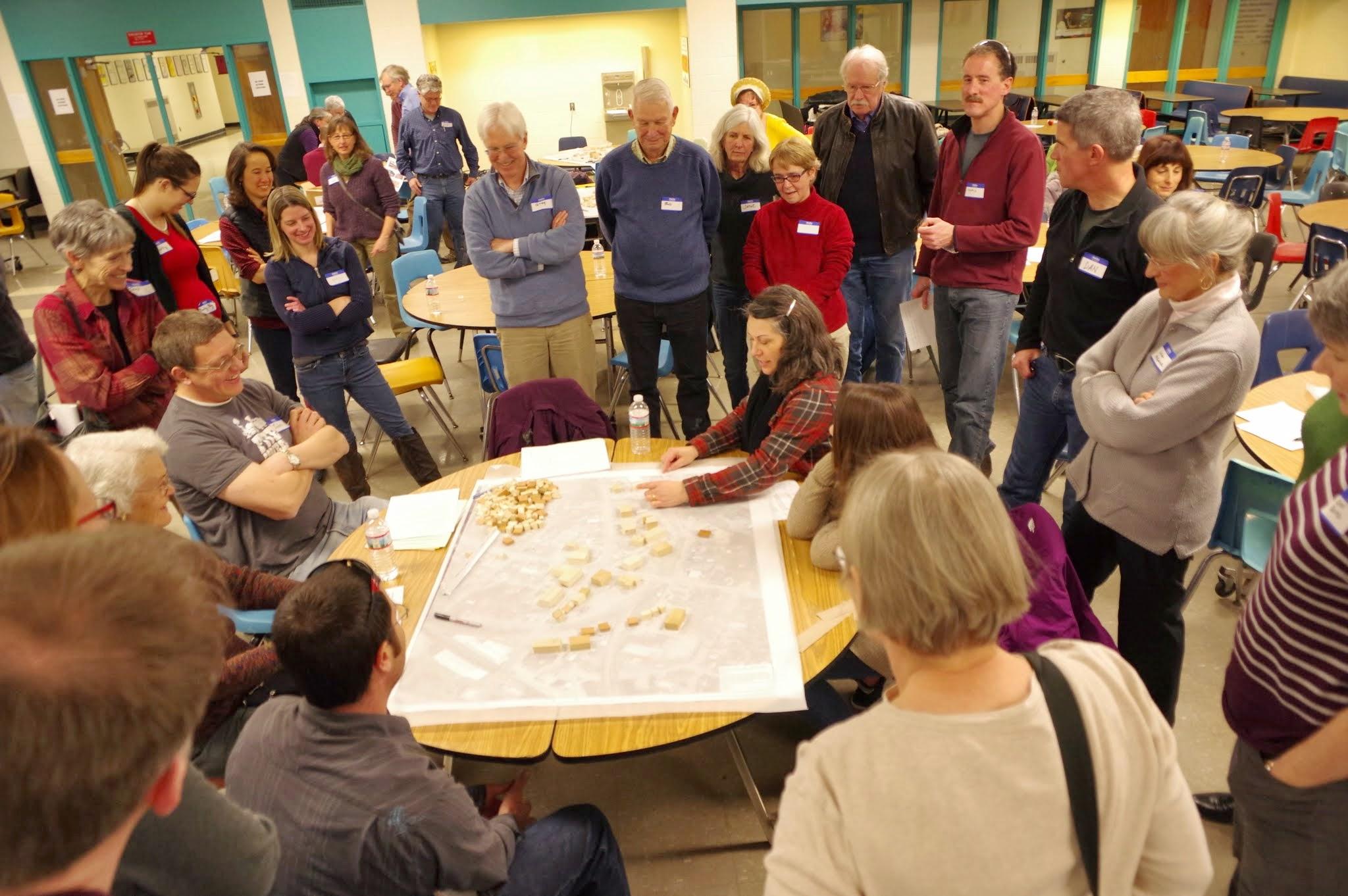 Public design workshop