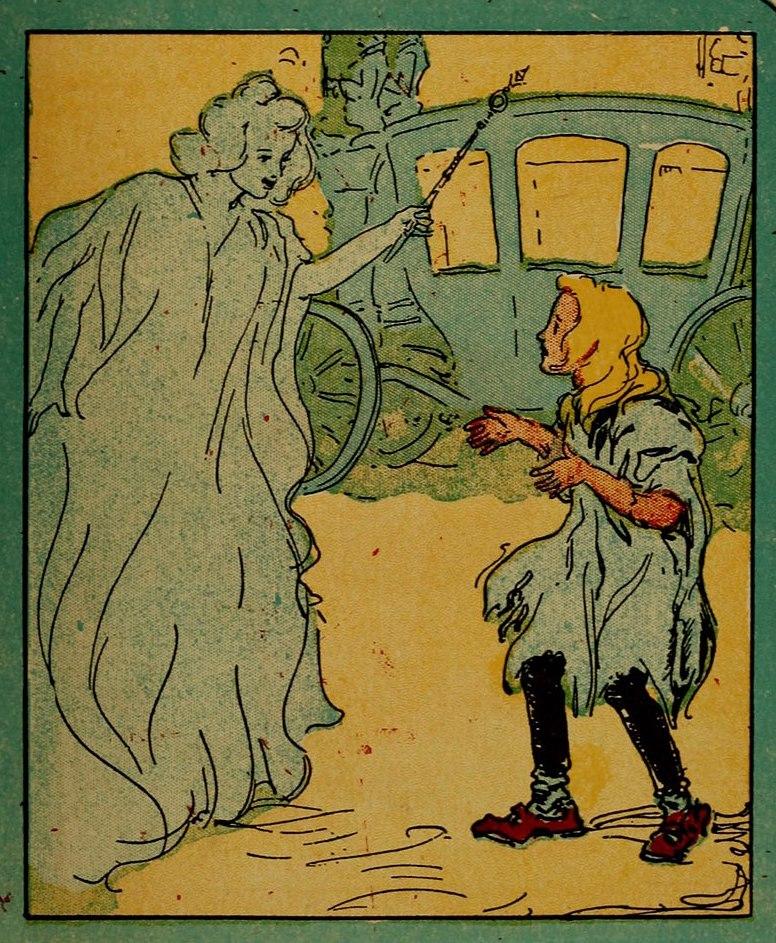Cinderella, or the Glass Slipper, 1908