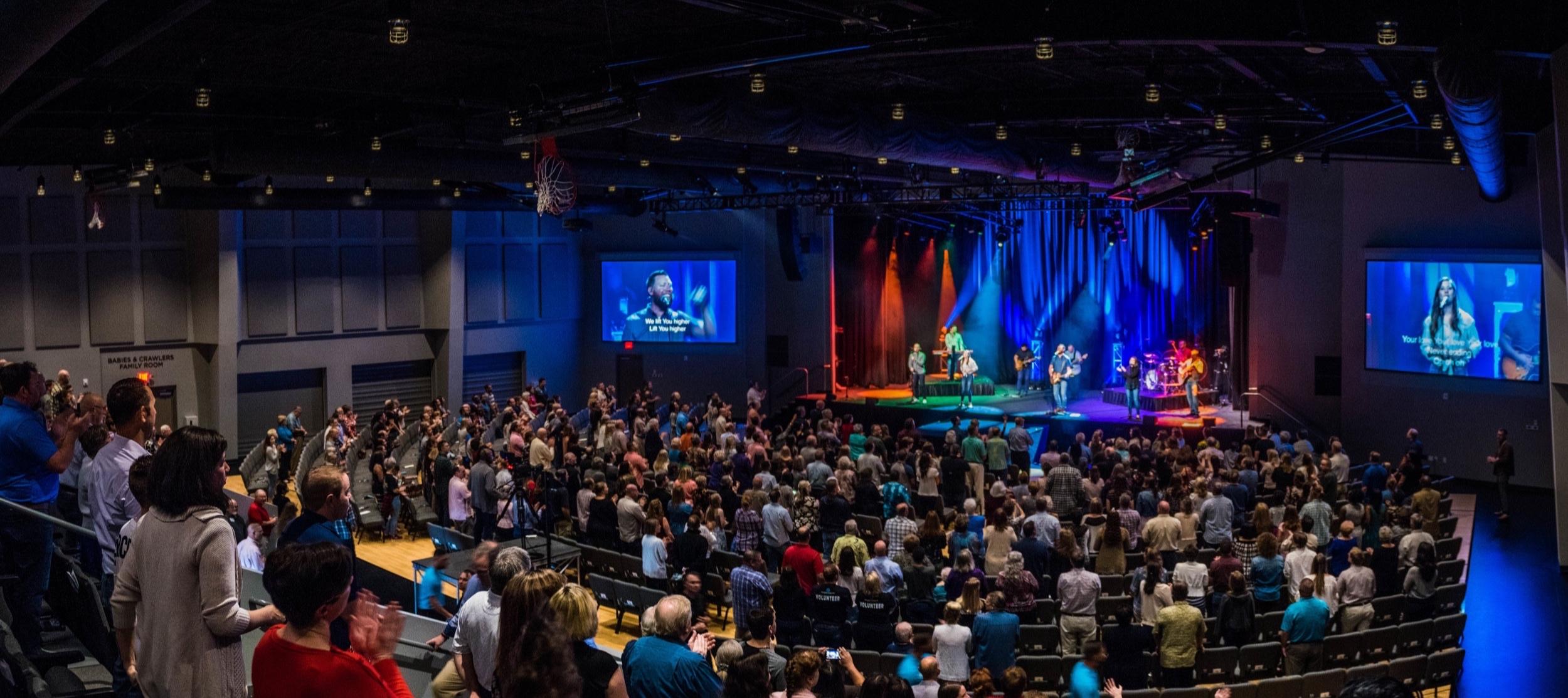 Fishhawk fellowship church: - Building relationships, building fellowship.