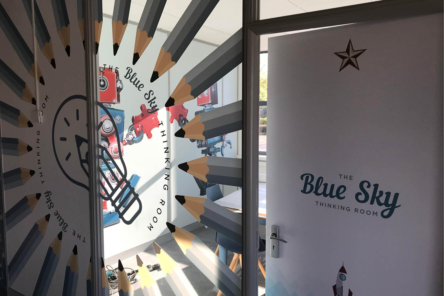 Leeds - Blue Sky Room