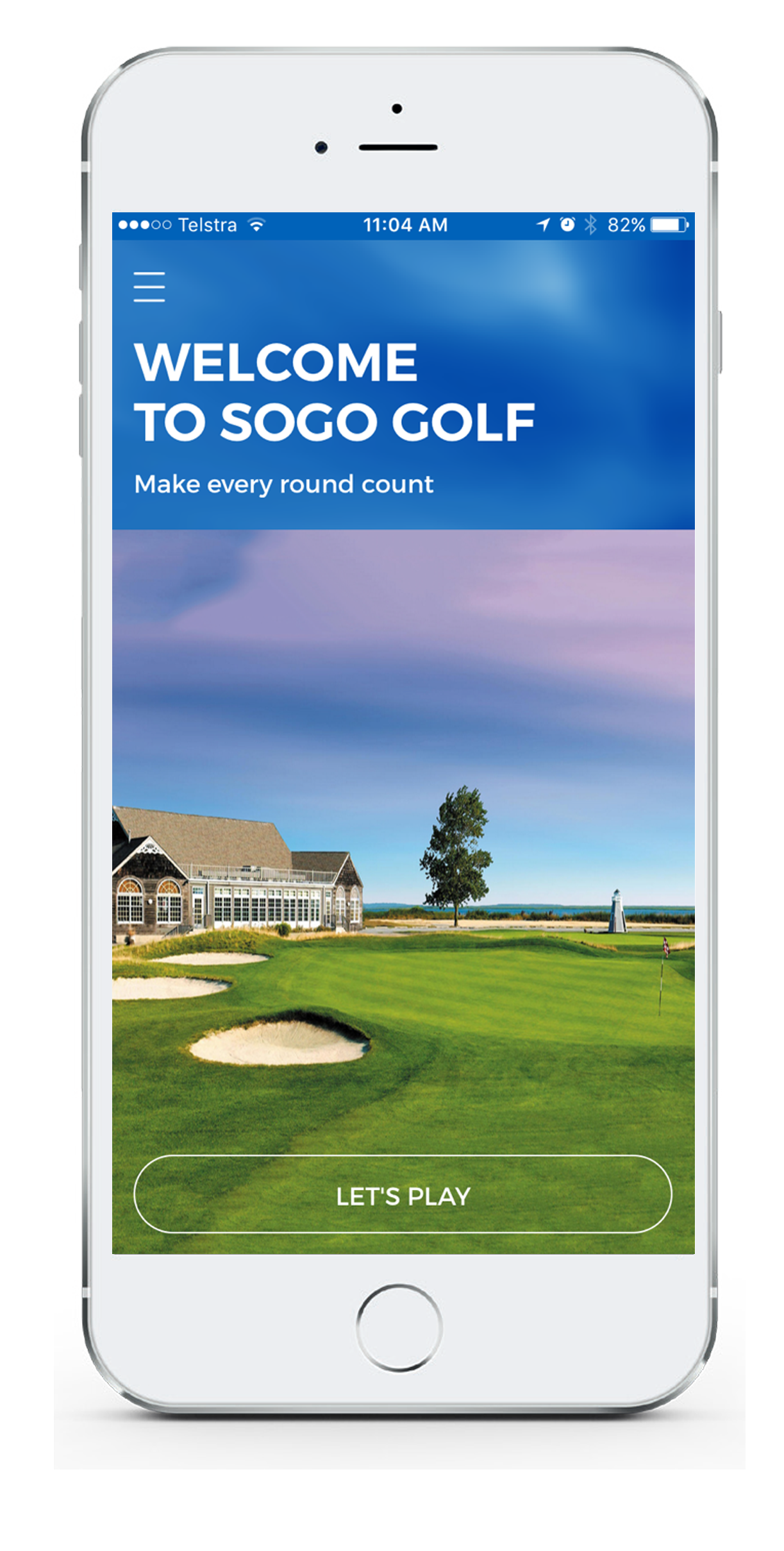 The benefit of Gold - As a SOGO Golf Club member you will be given Gold status on the SOGO Golf App,giving you an all access pass to Australia's most innovative golf competition platform.Cant get to Club Comp days?On SOGO you can compete on any day from any course in Australia. SOGO can turn every social round into a Conforming Social Score that can be submitted to your handicap. We aim to give our members more flexibility in when and where they compete and Make Every Round Count™Record your playing history -The SOGO Golf App records every round you play so you can focus on improving your game and playing against your best results on each course.Check your handicap - The SOGO Golf App links directly with the national Golf Link database and will automatically calculate your daily handicap for every round.Electronic Scoring - The SOGO Golf App will automatically calculate your stableford score for the round and for each hole while you play. Your score is then reviewed and submitted to you Golf Link handicap profile