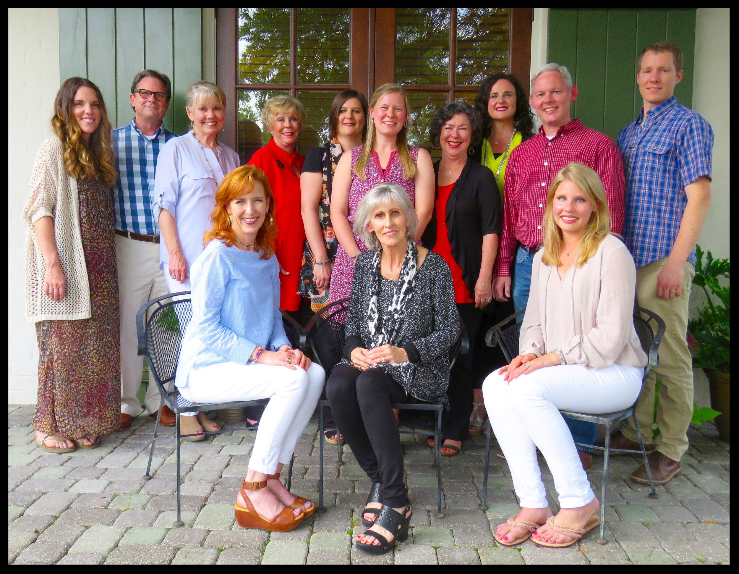 The Shepherd's Staff Group