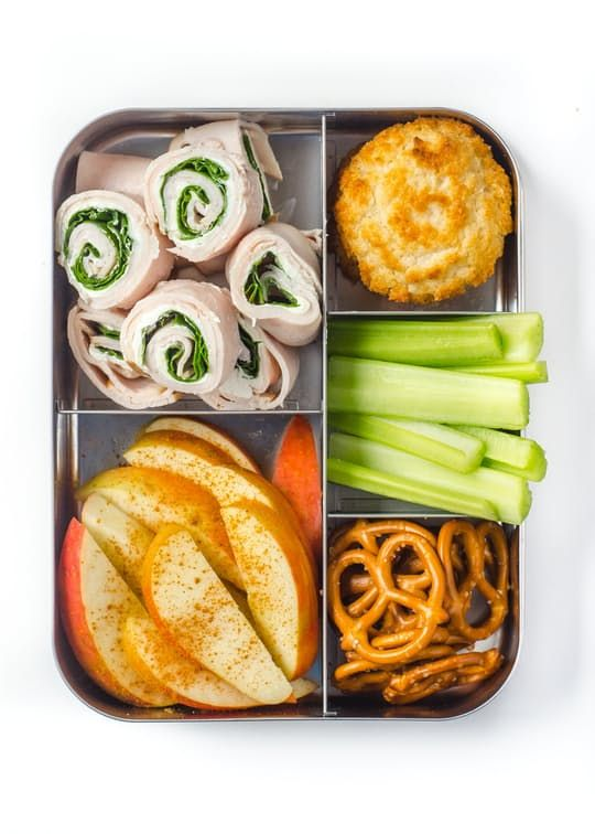 Lunchbots Bento Box