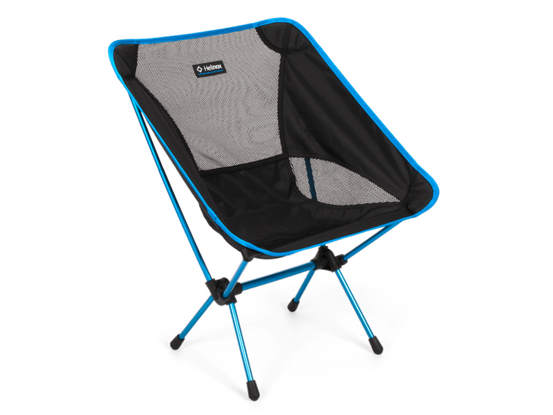 17.)Helinox Chair One Foldable Chairs - My absolute favourite camping accessory. We've lugged these chairs all over the world and couldn't do without them.