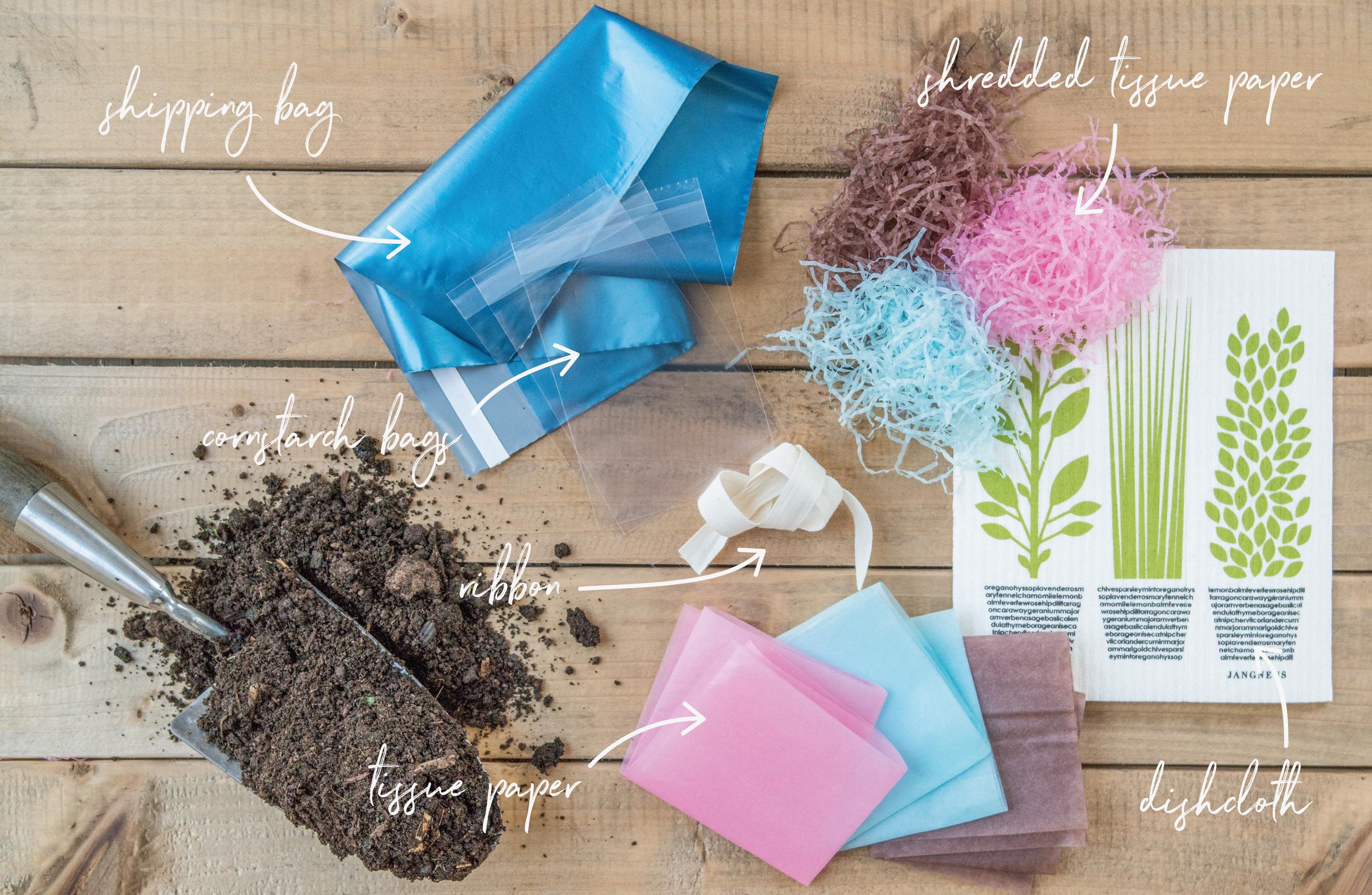 Bakery Cakery | FAQ | biodegradable packaging