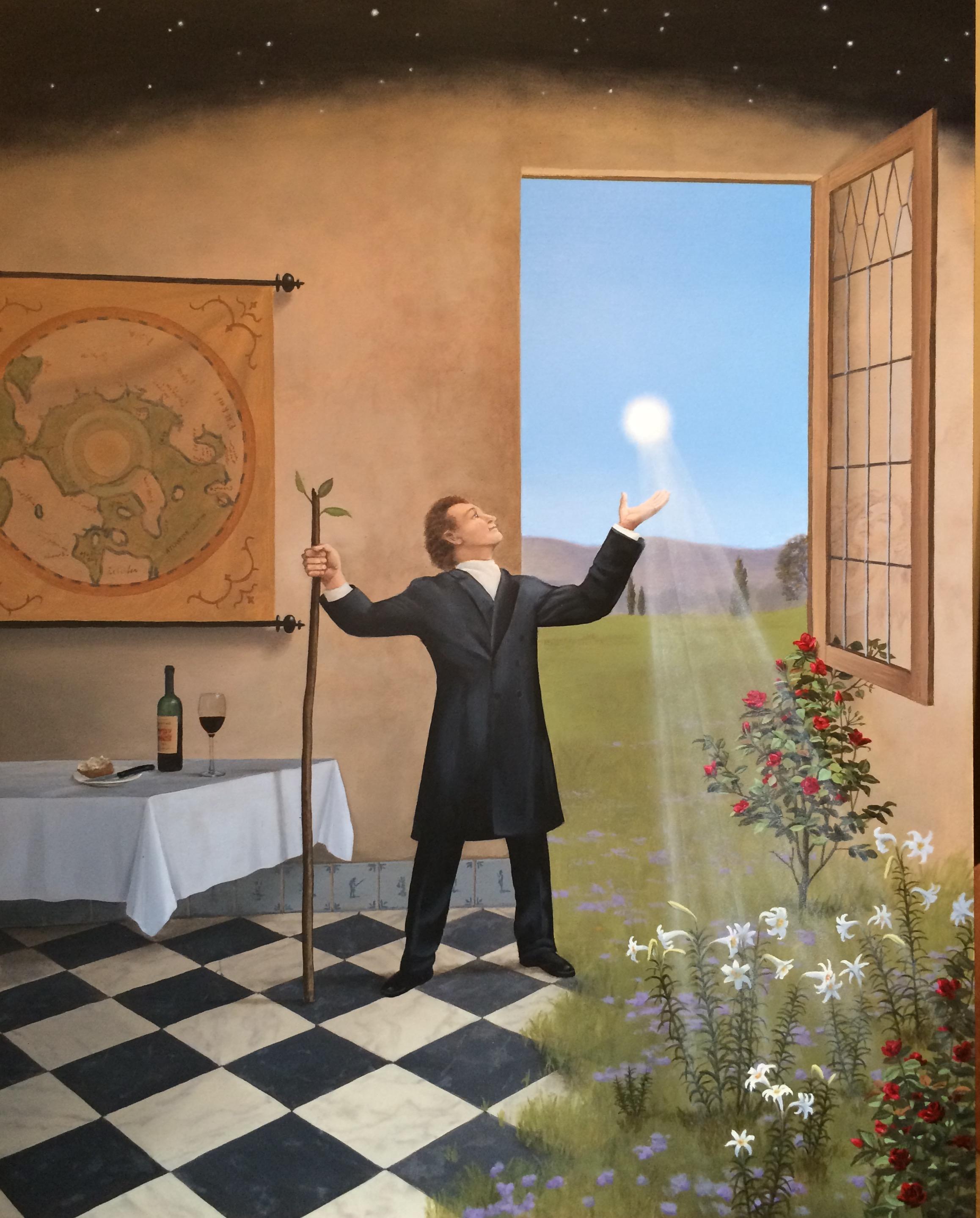 The Magician (Tarot Series)