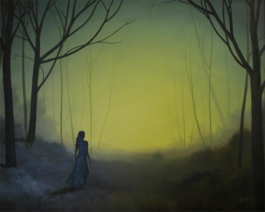 """Dark Woods"" James & Lynn Lemyre 2006"