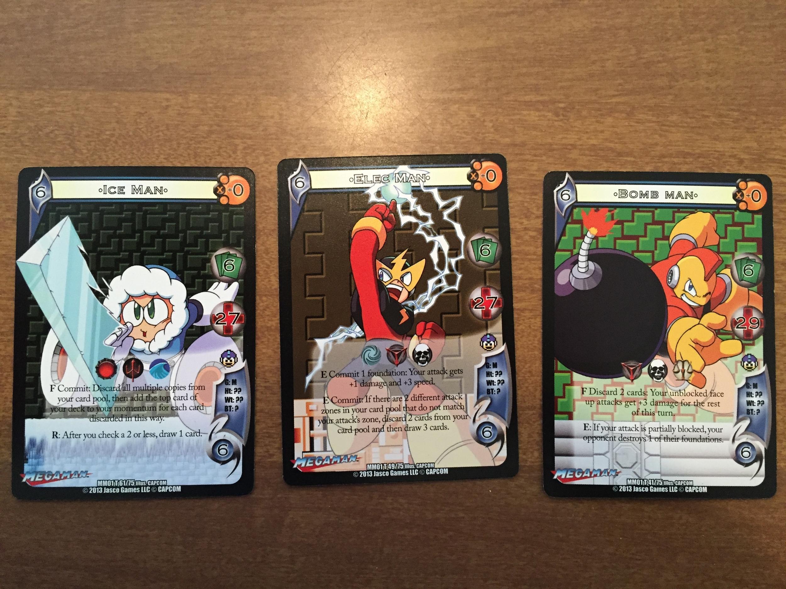 UFS Mega Man Rise of the Masters Starter Deck