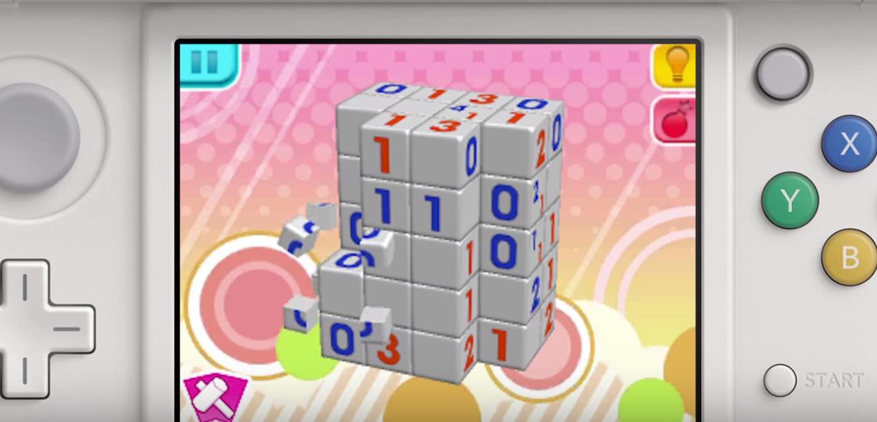 Picross 3D 2 - Break those blocks!