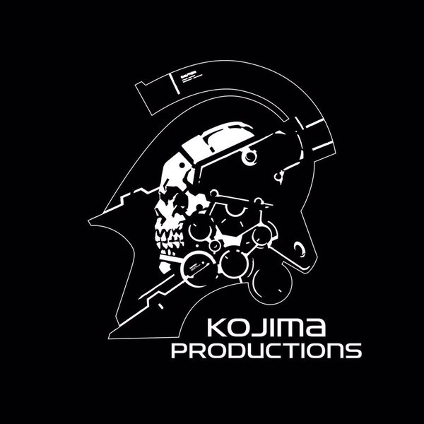 The logo for the newly formed Kojima Productions