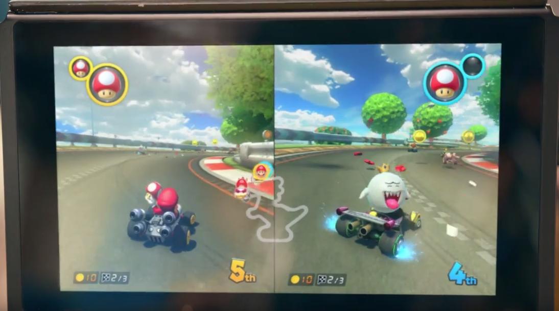 Mario Kart Switch