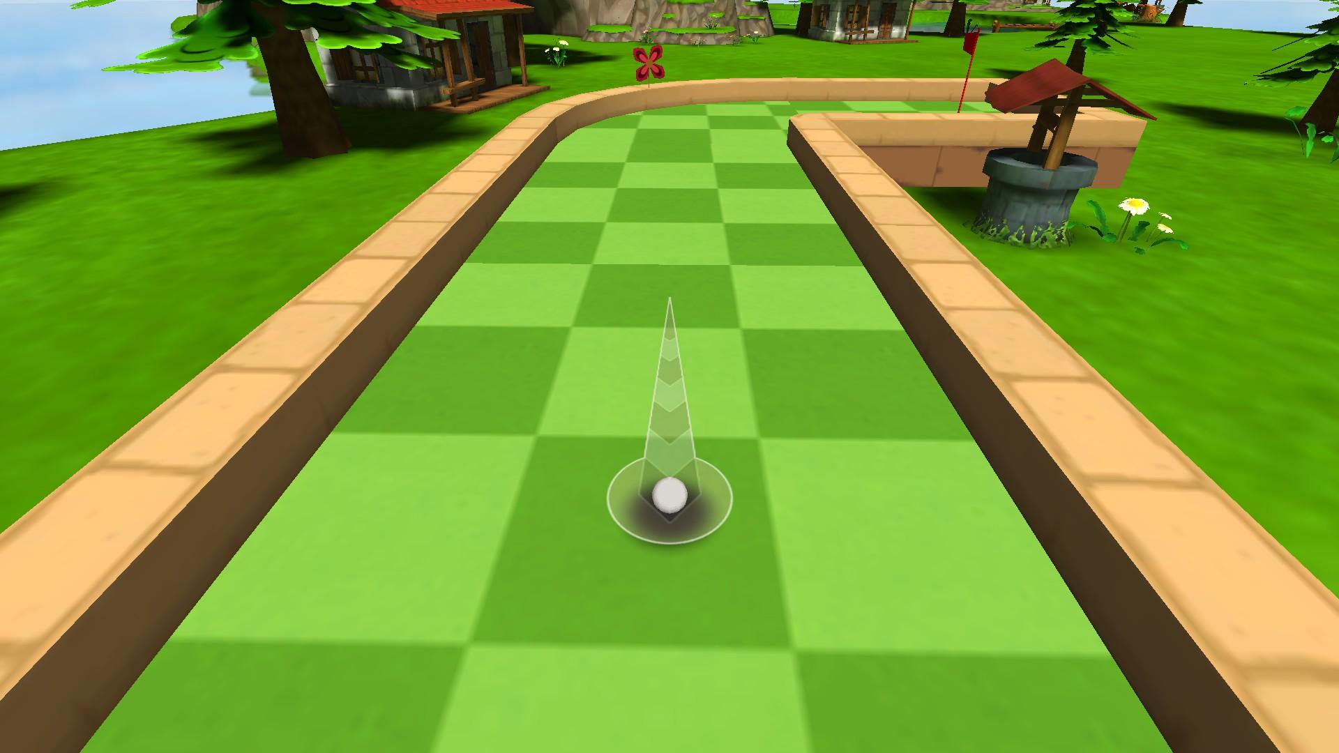 Pinwheel, Pinwheel spinning around. Hit it at me, and sink it in one...
