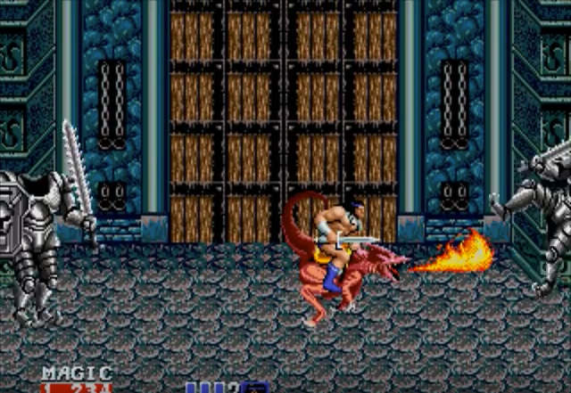 Golden Axe II is some of the best action Sega Genesis has to offer.