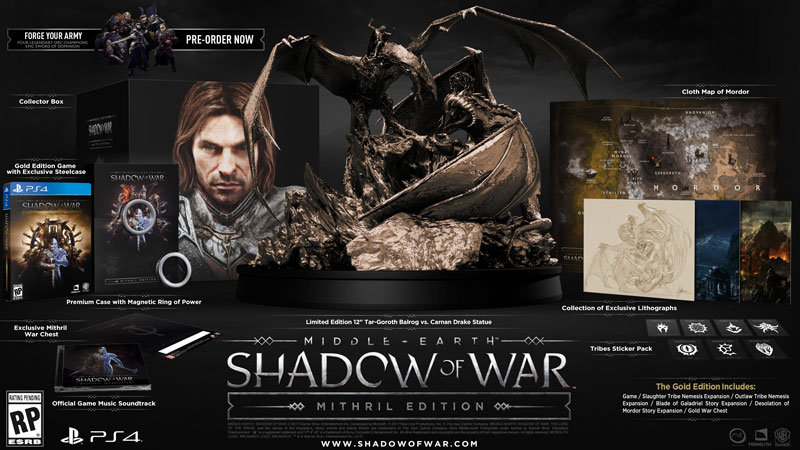 The GameStop exclusive Mithril Edition. Also available on Xbox One