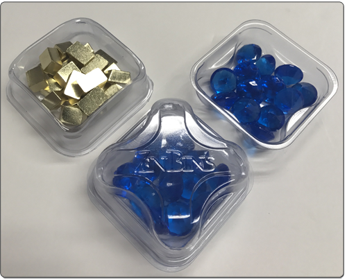 Zen Bins 2-in-1 Token Trays are good for just about anything!
