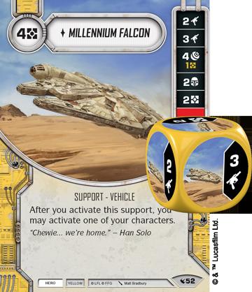 Legacies starter Falcon