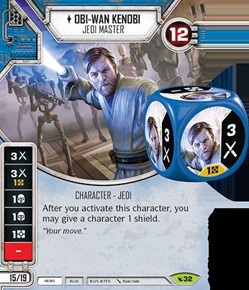 Legacies Starter Obi-Wan