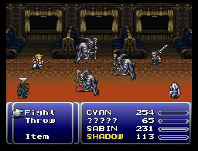 Final Fantasy III (VI)