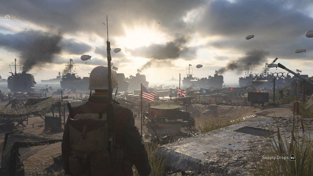 Multiplayer provides a wealth of content this year, including a fully interactive third-person headquarters.