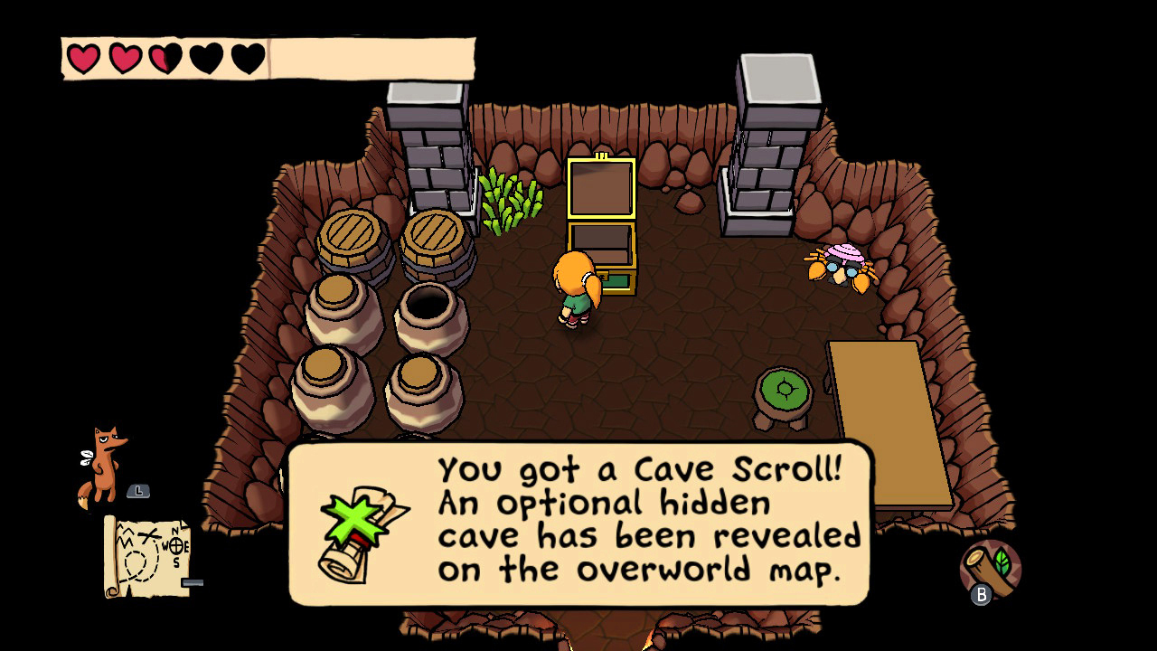 Finding Cave Scrolls are crucial for completionists.