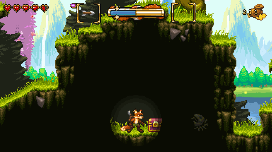 Thorough exploration of each level is a must, as there are many secrets to uncover!