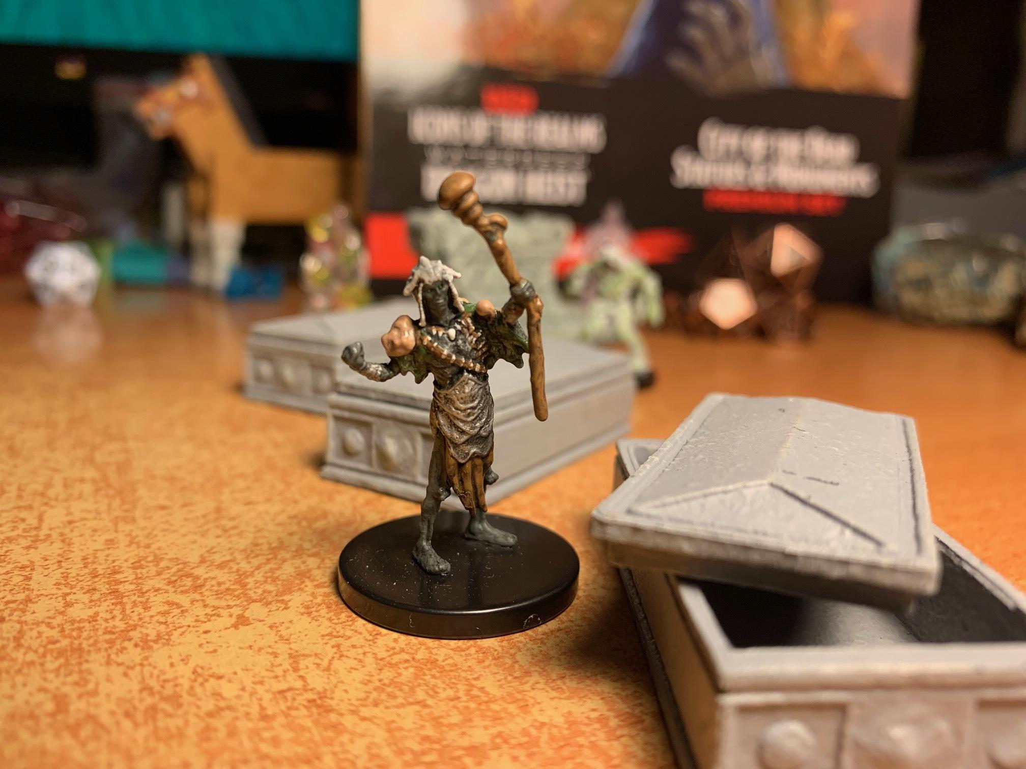 Jarod vod Savo, Devkarin Lich, Guildmaster of the Golgari Swarm (for now…)