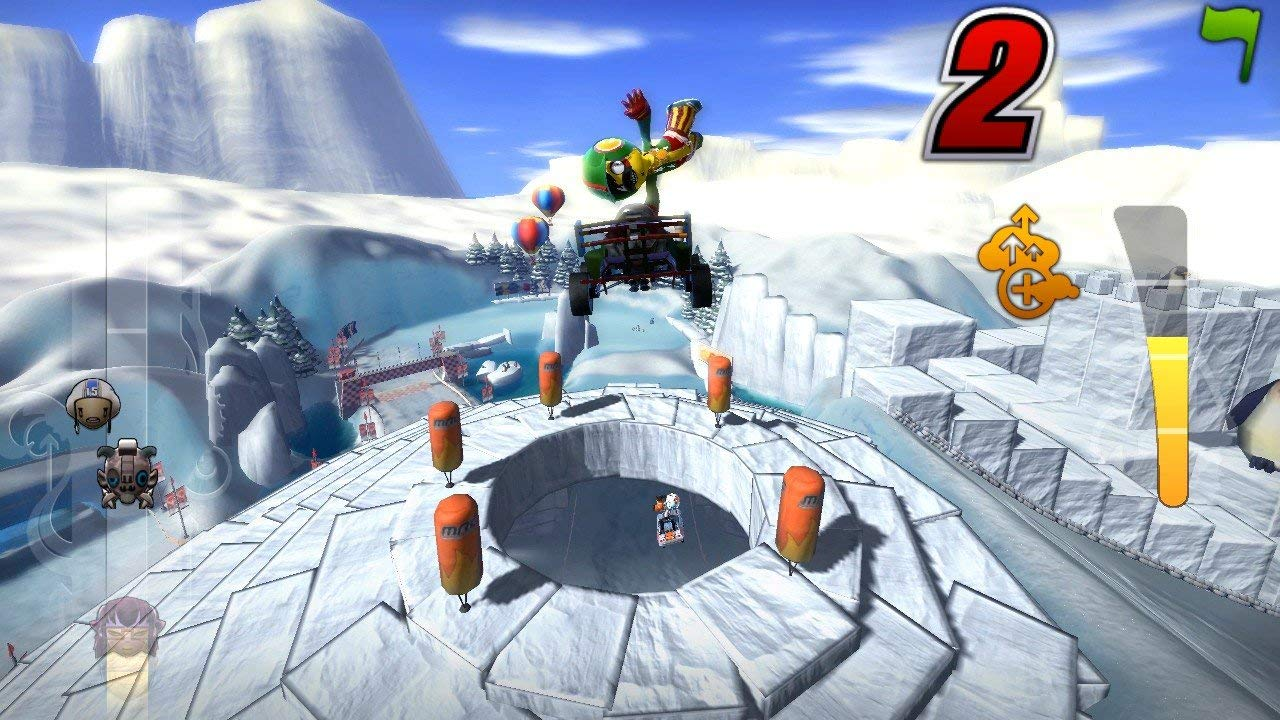 Mod Nation Racers: Road Trip for PlayStation Vita