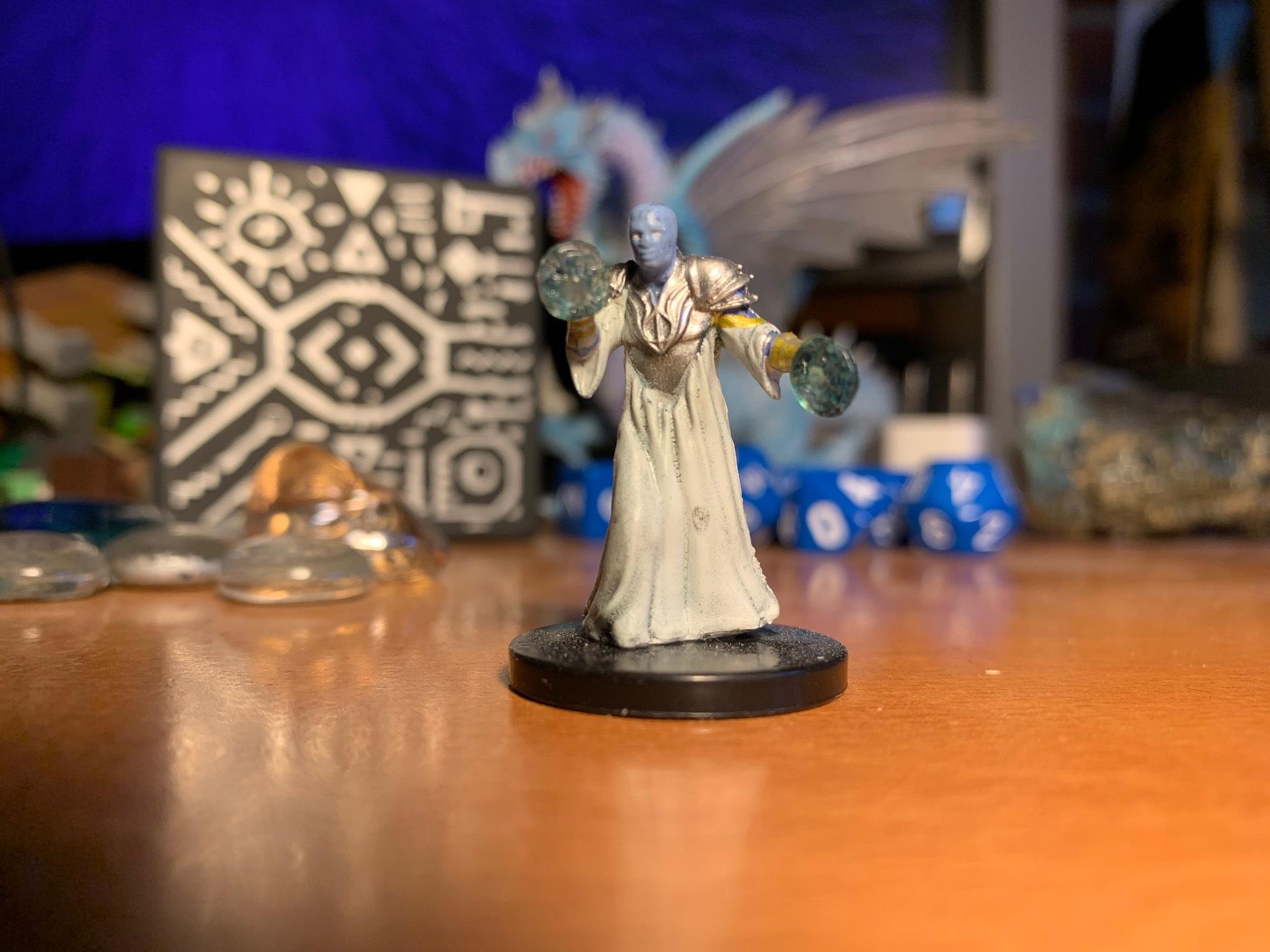 Vedalken Wizard