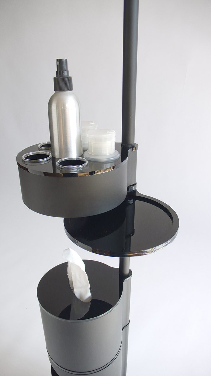 Sephora Hygiene Prototype Applicator Station