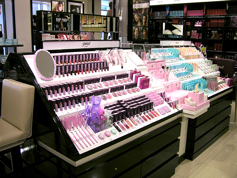 Cosmetics for Victoria's Secret Beauty