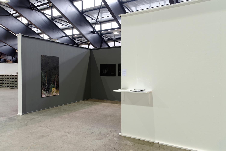 Ausstellungsansichten der Diplomausstellung, Messehalle Luzern, Juni 2013