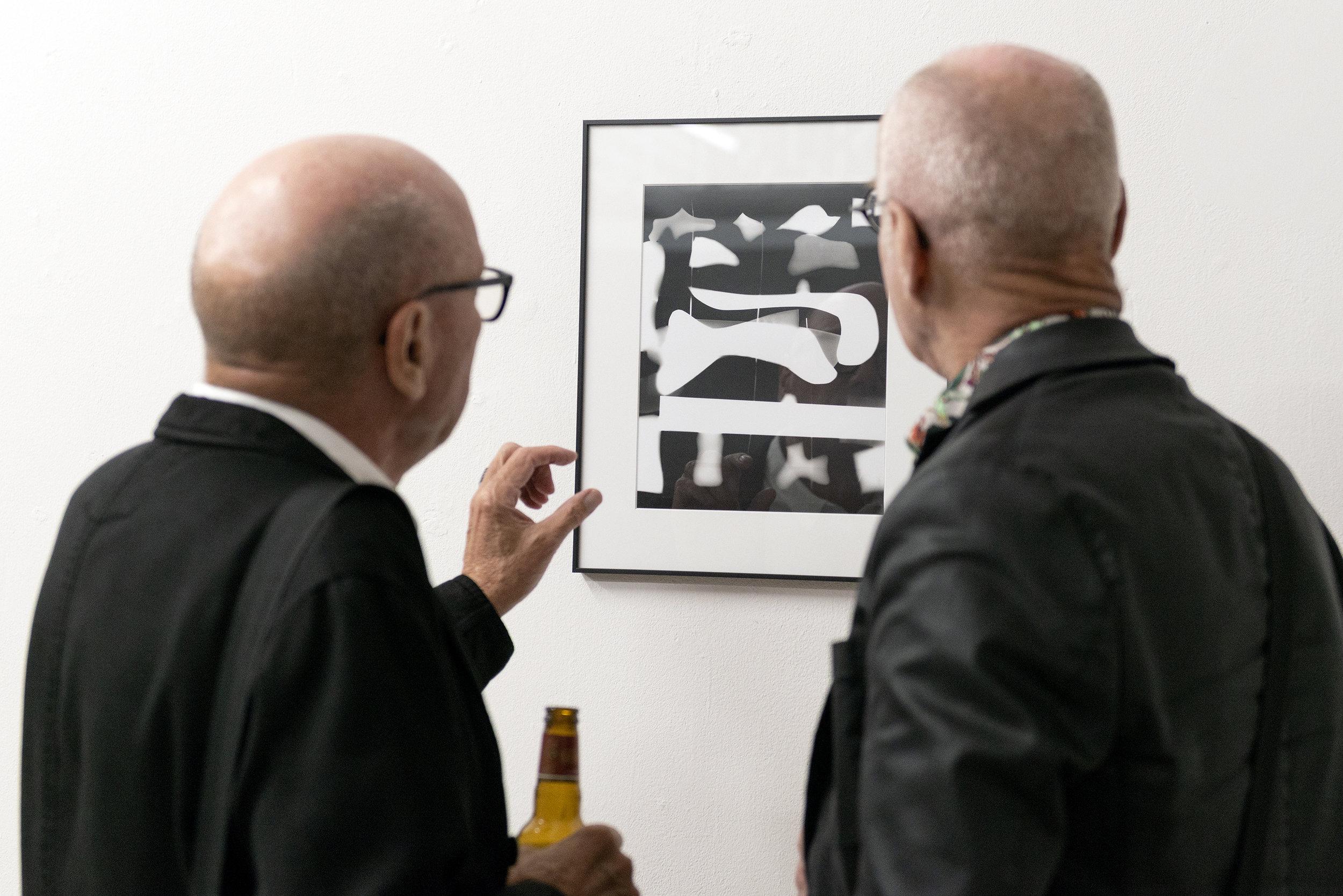 """Ausstellung """"Raumung"""" von   Sebastian Haas  , September 2019  Kuration: Samuel Rauber"""