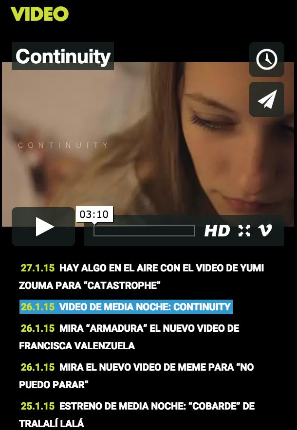 Video de Media Noche sopitas.tv