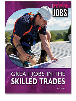 Great Jobs in theSkilled Trades - ReferencePoint Press (2019)