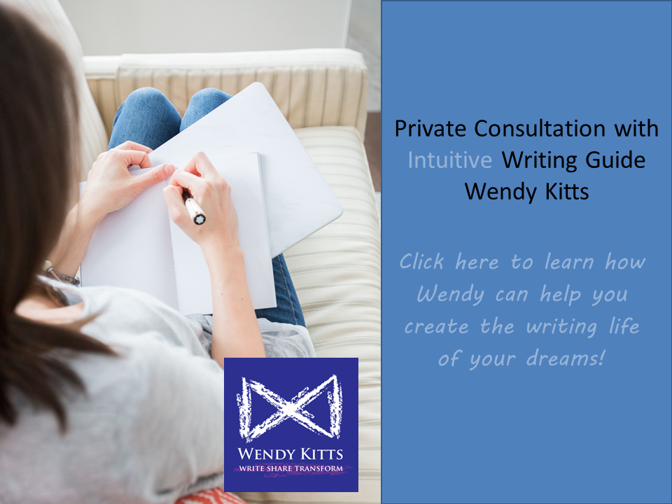 Private Consultations with Intuitive Writing Guide