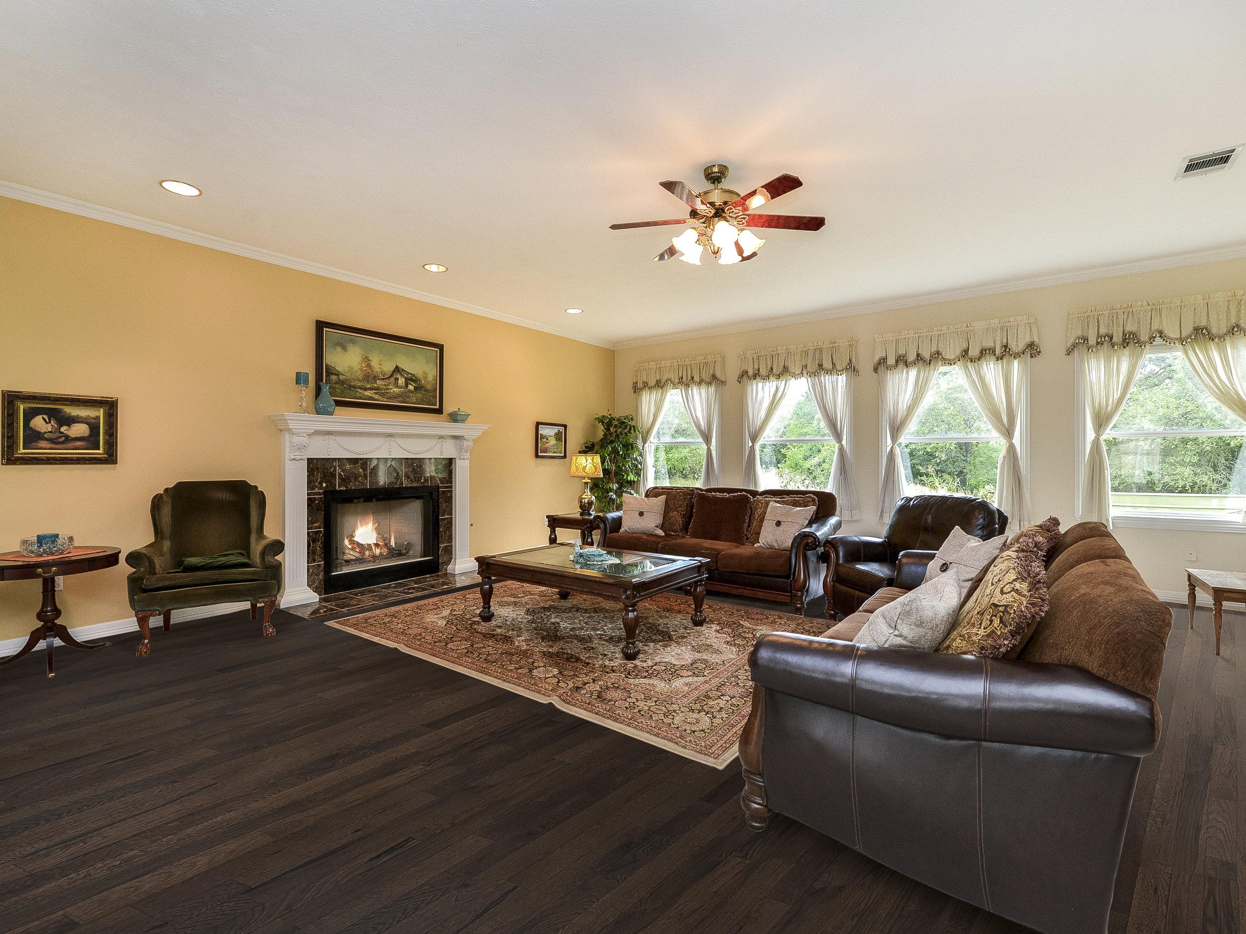 Wood Floor Option