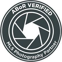 ABoR Verified MLS Photogrpahy Partner
